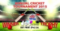 Annual Cricket Tournament 2015